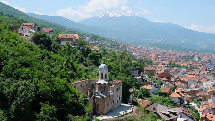 Prizren is one of the best places to visit in Kosovo