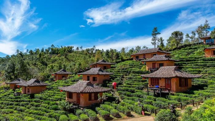 Photo of Sampati village by Depositphotos
