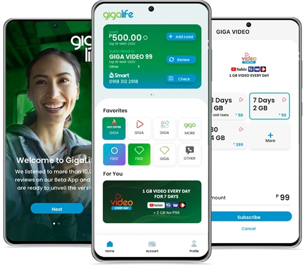 Smart unveils new GigaLife App for subscribers