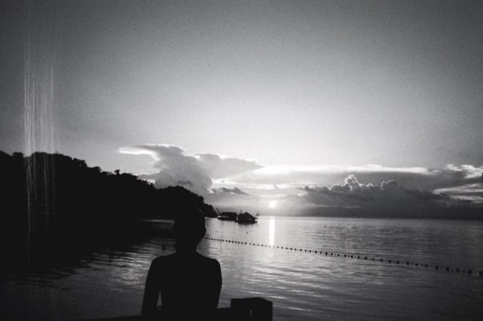 Sunset in Guimaras