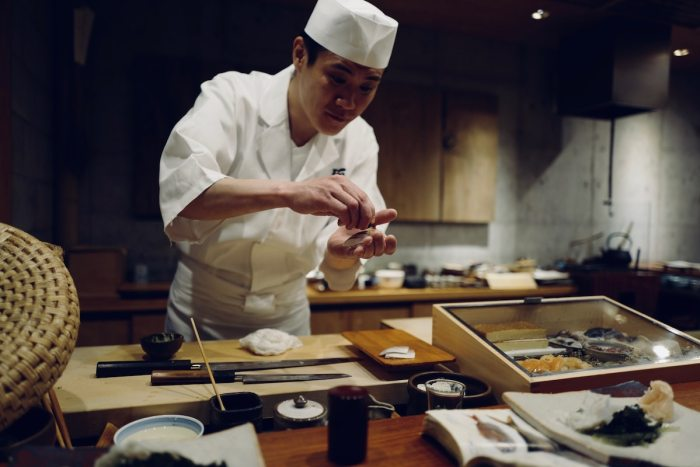 Sushi Making - Photo by Thomas Marban sourced by Agoda