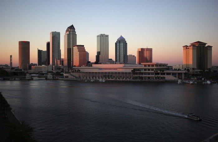 Tampa Sunset Cruise