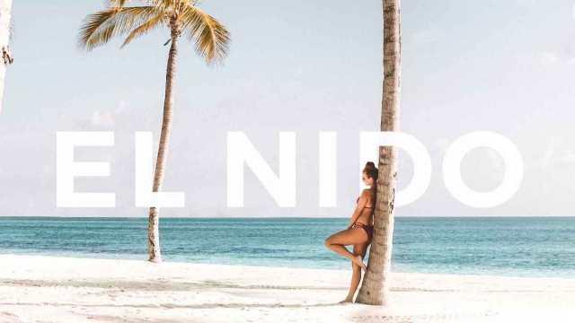 Vanila Beach in El Nido