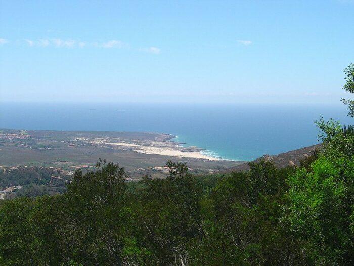 View from Serra de Sintra by Vitor Oliveira via Flickr CC