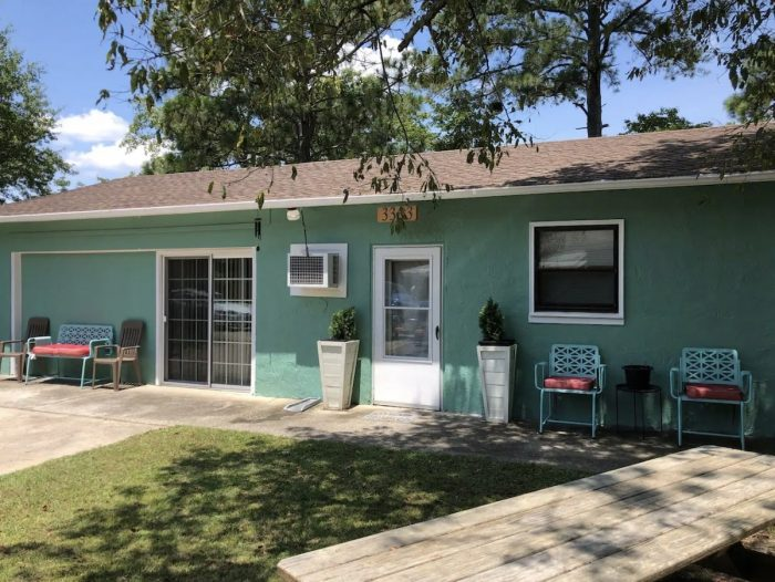 Private Airbnbs in Fayetteville