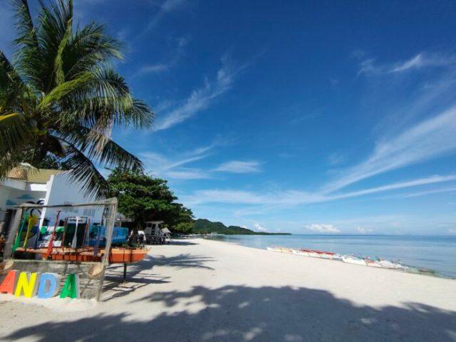Anda Bohol Travel Guide