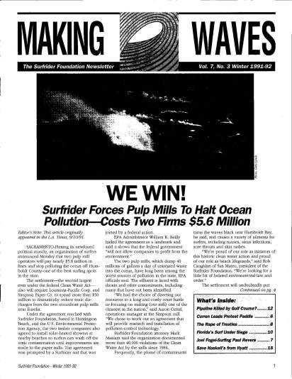 1991_MakingWaves_Pulp_Mills_Victory_Page_1