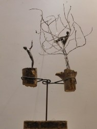 RvB Arts_Giulia Spernazza_In attesa..._rami, legno e cera_40x67x40cm.JPG
