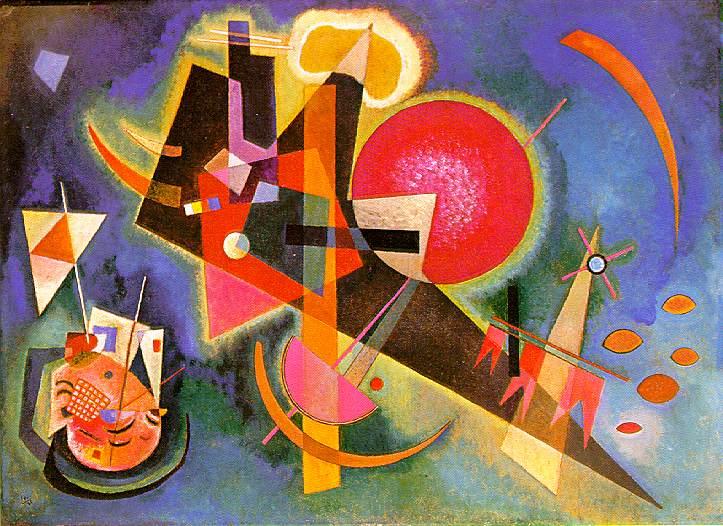 Kandinsky cage musica e spirituale nell arte al magnani for Kandinsky reggio emilia