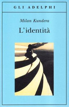 copertina libro l'identità