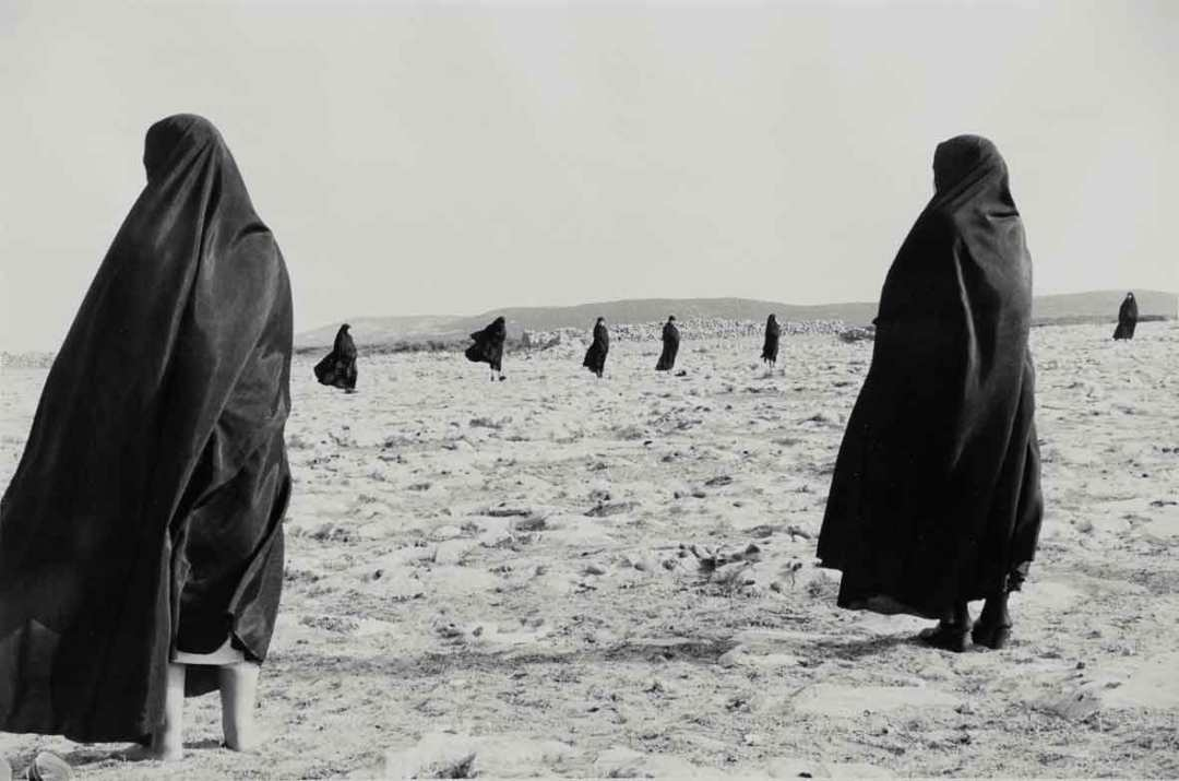 Shirin Neshat Out Out Megazine 3.jpg