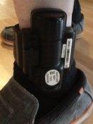 Massey ankle braclet