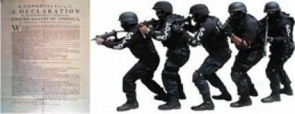 Declaration SWAT in line