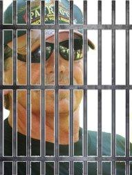Robert Beecher jail bars