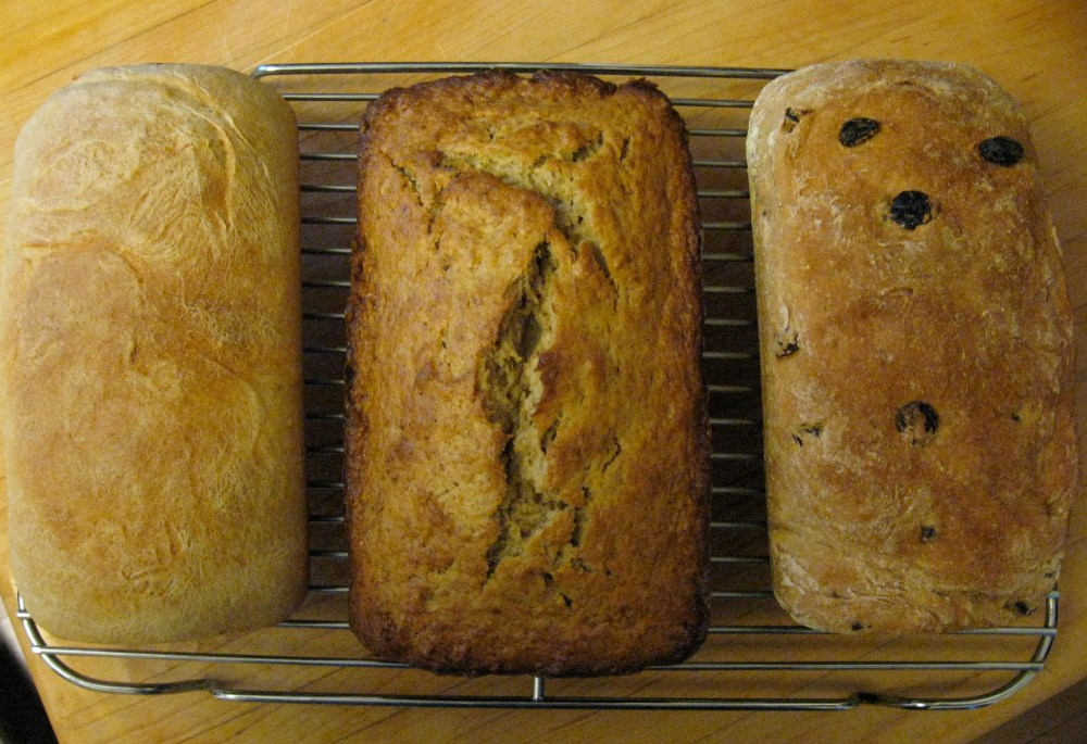 Week 5 – Don't Let A Three Bread Night Get You Down (1/2)
