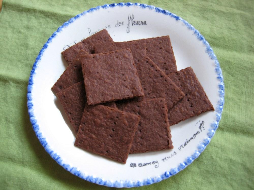 Recipe Request - Chocolate Graham Crackers (1/2)