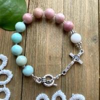 Custom Single Decade Rosary/Bracelet