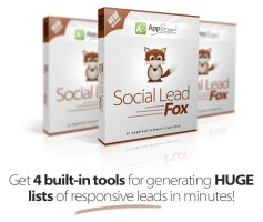 ➤ Social Lead Fox – Ferramenta Para Facebook Ads