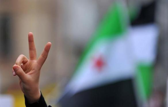 Syria-Peace-Sign-Image
