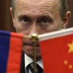 Rússia e China: Putin na cova do dragão