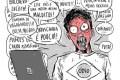 """Pesquisa vasculha território obscuro da internet: comunidades que clamam por violência policial, linchamentos, mortes dos """"esquerdistas"""" e novo golpe militar"""