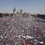 O México mergulha no abismo institucional