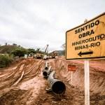 Água: as mineradoras têm (muita) sede