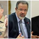 Governo Temer: eis o Triunvirato Repressor