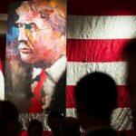 Como se colocou Donald Trump no poder