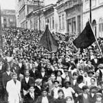 Greve geral, 100 anos depois