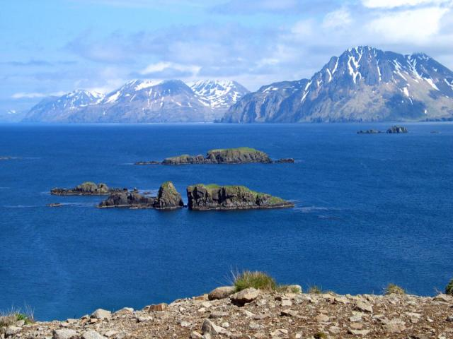 Image result for aleutian island