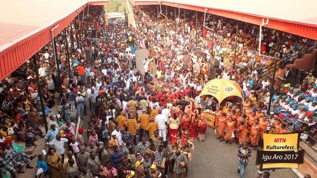 Image result for igu aro festival
