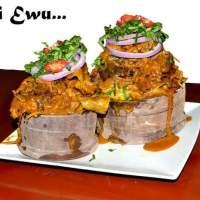 Top seven most popular Enugu food