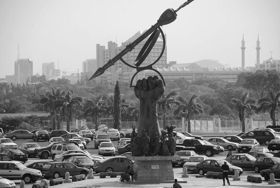 The capital city of Nigeria, Abuja ''Centre of Unity''