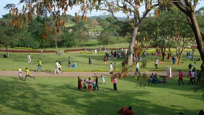 Image result for millennium park abuja