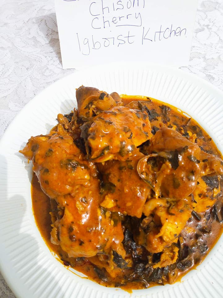 Be the judge ''Ofe Onugbo'' Igboist battle of chefs