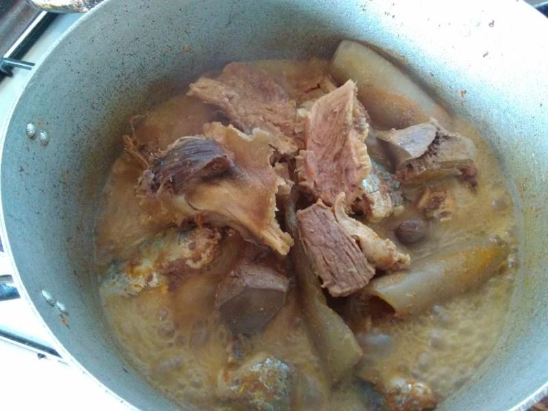 Igbo Soup, How to prepare Ofe Nsala ''Nsala Soup''.