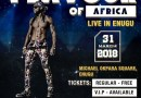 FLAVOUR OF AFRICA – LIVE IN ENUGU