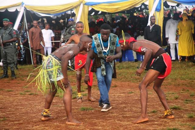 ethnic groups and native language