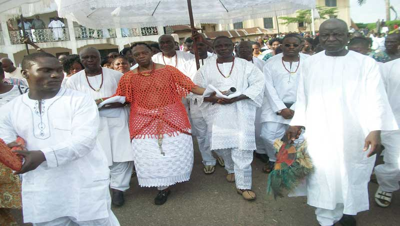 Seven Most Popular Traditional Festival Celebrated In Yoruba land