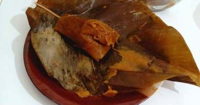 How to prepare plantain moi moi