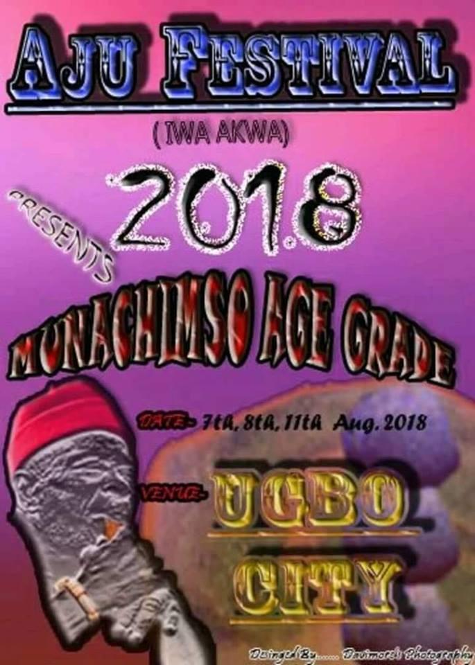 Aju Festival 2018 [Iwa Akwa in ugbo]
