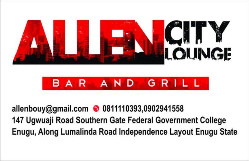 Allen City lounge