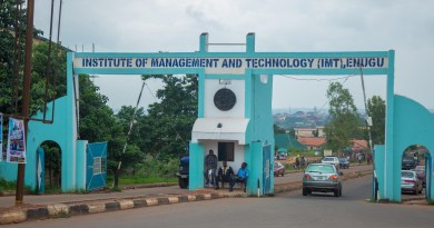 Polytechnics and Colleges of Education In Enugu