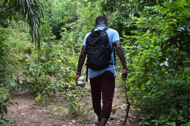 The Tale of an Adventurous Hiking in Akwuke
