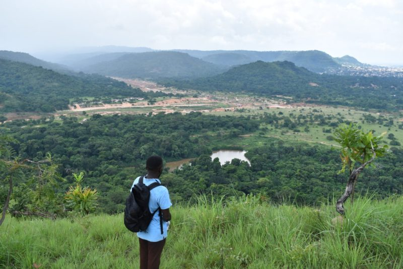 The Tale of an Adventurous Hiking in Akwuke
