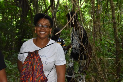 Enugu Local Guides inside the Akwuke forest (11)