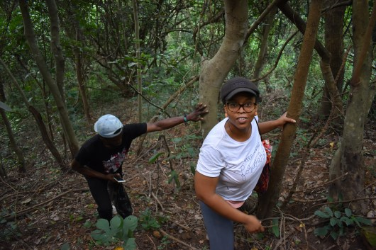 Enugu Local Guides inside the Akwuke forest (27)