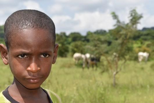 Fulani boy. Muhammad (2)