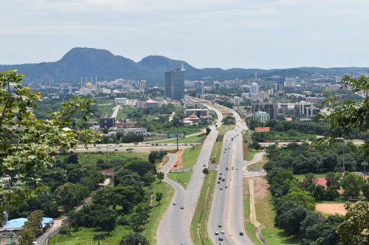 View of Abuja from the hill top (10)